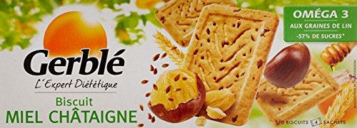 gerblé Biscuits Chestnut Honey 200 g