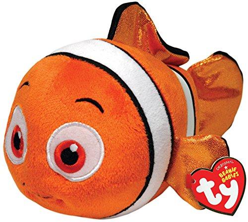 Ty Beanie Babies Nemo Fish Sparkle (Nemo Plush Costume)