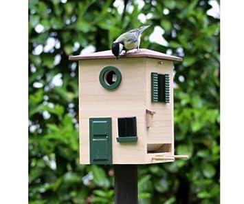 Uberlegen Wildlife Garden   Vogelhaus   Nistkasten   Toskana Haus Plus