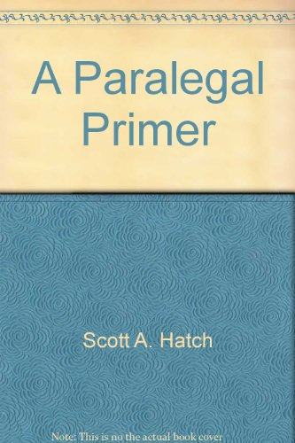 A Paralegal Primer