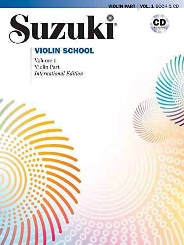 (Suzuki Violin School, Vol 1: Violin Part, Book &)