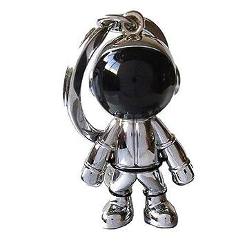 Jaycel-Ginny Creativa Space Robot Aleación Llavero ...