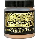 Stampendous Dreamweaver Gold Embossing Paste