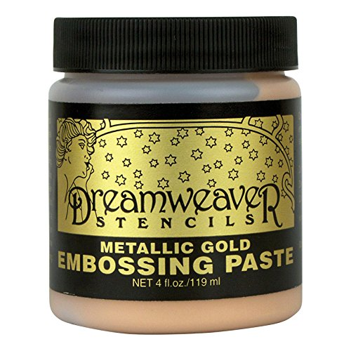 Stampendous Dreamweaver Gold Embossing Paste ()