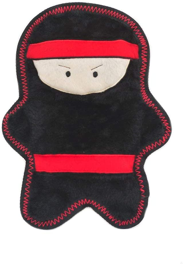 ZippyPaws - Z-Stitch Warriorz Durable Plush Squeaky Dog Toy
