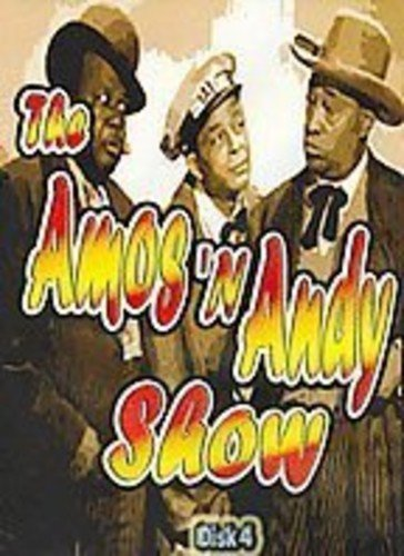 The Amos & Andy Show - Disk 1 - 5 Episodes on DVD (Del Amo Shopping)
