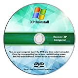 Kyпить Windows XP Reinstall Recovery Repair Reset SP3 CD RecoveryEssence Disk на Amazon.com