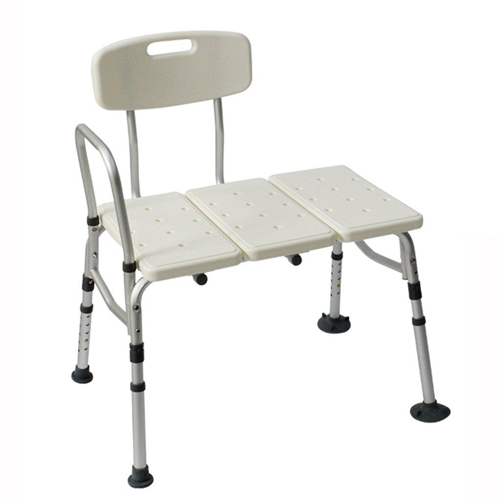バスチェアシャワーチェアバスルームスツールノンスリップ高齢者障害者入浴入浴椅子妊婦 B07DMVTGBZ