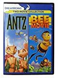 Antz / Bee Movie - Two DreamWorks Full Feature Animated Movies