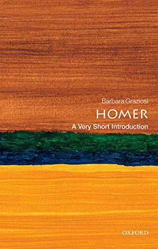 (Homer: A Very Short Introduction (Very Short)