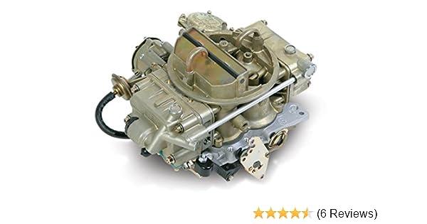 Holley 0-80552 Marine 650 CFM 4-Barrel Carburetor