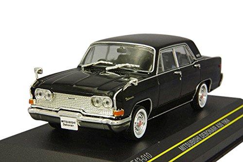 FIRST:43 1/43 ミツビシ デボネア A30 1964 ブラック