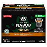 Nabob Full City Dark Coffee Keurig K-Cup Pods, 30 Count