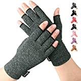 Types of Arthritis Gloves for Best Fit 1 Regular Arthritis Gloves: These are the entry-level compression gloves that are ideal for most individuals. It provides mild levels of compression and warmth while offering support to the joints and alleviatin...