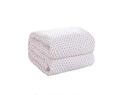 edredón El algodón puro para el hogar está acolchado por el núcleo ...