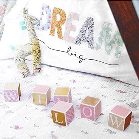 Amazon.com: Oh, Susannah Dream Big Little One infantil funda ...