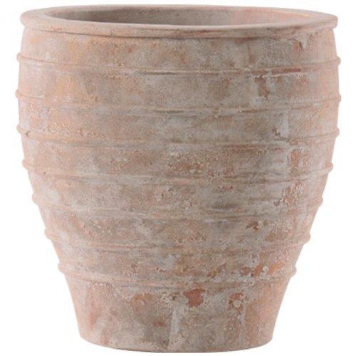 アンティーク調テラコッタ鉢 メリッサ アンティコ 48cm /植木鉢 B00G43IA0O 48cm  48cm