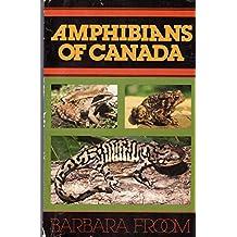 Amphibians of Canada