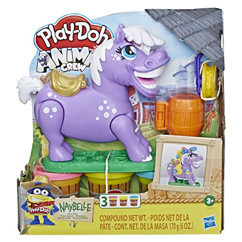 Brinquedo Play-Doh Ponei de Rodeio - E6726 - Hasbro