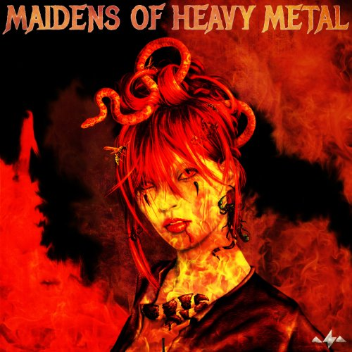 Maidens of Heavy Metal: The Be...