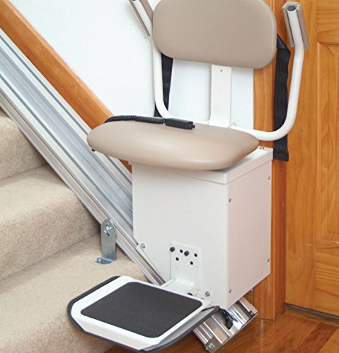Stair Lift With Flip-Up Arms & Standard Factory Warranty by Harmar