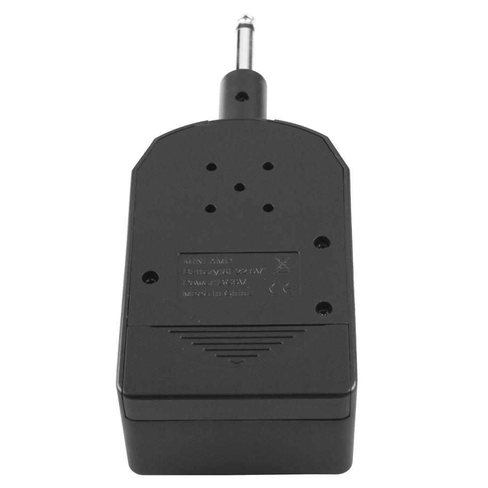 Joyo JA-01 Audio amplificador de guitarra Mini amplificador MP3: Amazon.es: Instrumentos musicales
