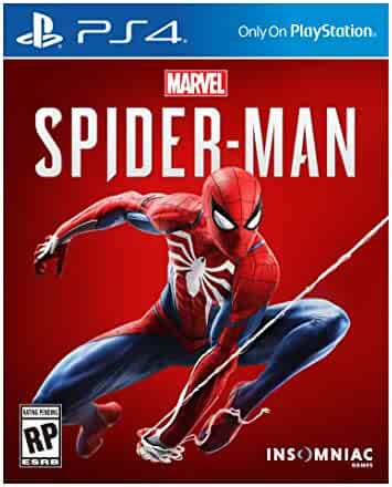 Marvel's Spider-Man Digital Deluxe Edition - PS4 [Digital Code]