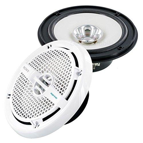 Sony XSMP1621 6 1/2-Inch coaxial 2-way Marine Speaker by Sony (Image #1)