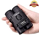 Compact Folding Binoculars Travel Mini Telescope Easily Carry Review and Comparison