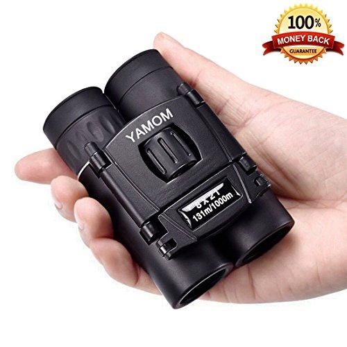 Compact Folding Binoculars Trave...