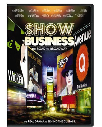 Show Business: The Road to - Show Elephant Dvd