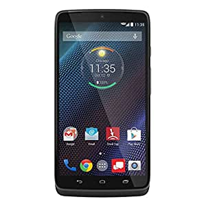 Motorola Droid Turbo - 32GB Android Smartphone - Verizon - Black (Certified Refurbished)