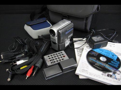 Victor ビクター GR-DVX35K デジタルビデオカメラ miniDV