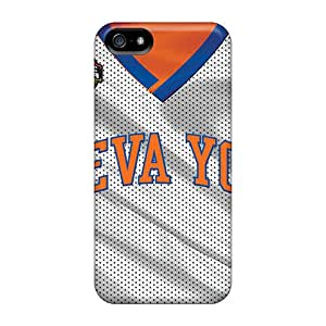 Tpu Fashionable Design New York Knicks Rugged Case Cover For Iphone 5/5s New