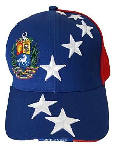 VENEZUELA CAP HAT 7 STARS