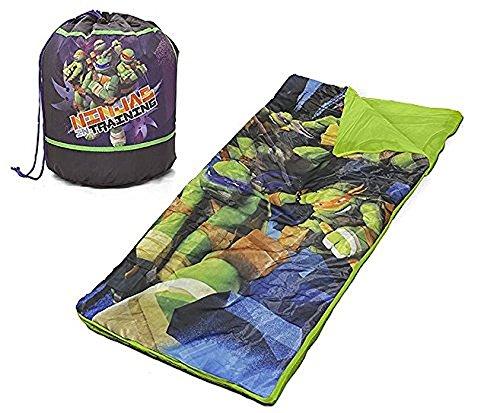 Nickelodeon Teenage Mutant Ninja Turtles Slumber Duffle Bag by Nickelodeon