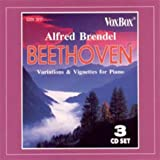 Beethoven: Variations and Vignettes for Piano