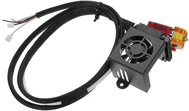 Creality MK10 - Kit de extrusores 3D con 2 ventiladores de ...