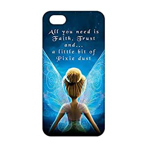 Evil-Store Faithful butterfly spirit 3D Phone Case for iPhone 4/4s