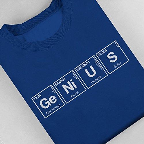 Coto7 Of Genius Elements Women's Sweatshirt A Blue Royal 4r4TBcqg