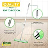 Microfiber Mop Floor Cleaning System - Washable