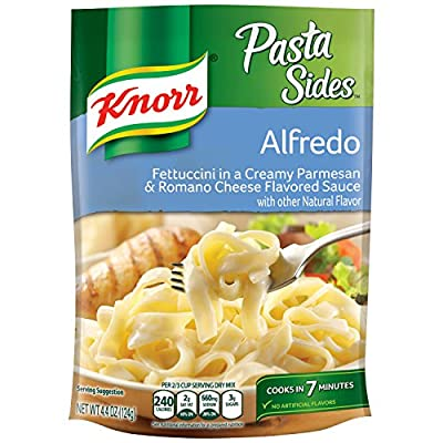 Knorr Pasta Sides Pasta Side Dish, Alfredo 4.4 oz from Knorr
