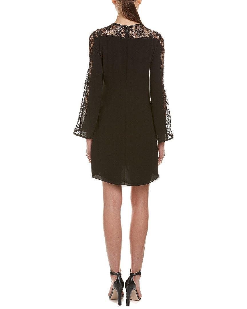 046fe12ac1 Amazon.com  KUT from the Kloth Women s Mia Dress Black Dress  Clothing