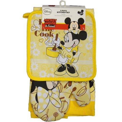 Disney Minnie Kiss Piece Kitchen