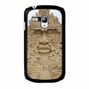 Samsung Galaxy S3 Mini Phone Case Beach View Back Cover Case Sturdy Design Snap on Samsung Galaxy S3 Mini Mobile Shell