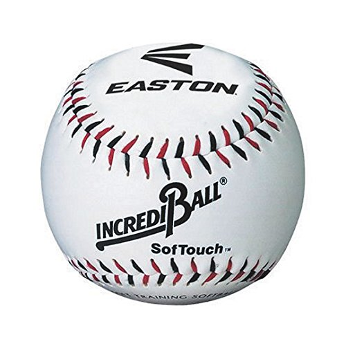 Easton Softouch Incrediball B000MRJEC6 Softouch 9-Inch|ホワイト Incrediball ホワイト B000MRJEC6 9-Inch, ファッション雑貨 DECOBERRY:18f16080 --- sayselfiee.com