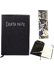 Death Note Notebook met Feather Pen, Fashion Anime Theme Death Note Cosplay Notebook, Beste cadeaus voor cosplay liefhebbers, Kan worden gebruikt als dagboek en Notebook
