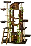 """GoPetClub """"Jungle GYM"""" Cat Tree Furniture Condo Bed House Pet Scratcher Post F2090, My Pet Supplies"""