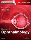 img - for Review of Ophthalmology book / textbook / text book