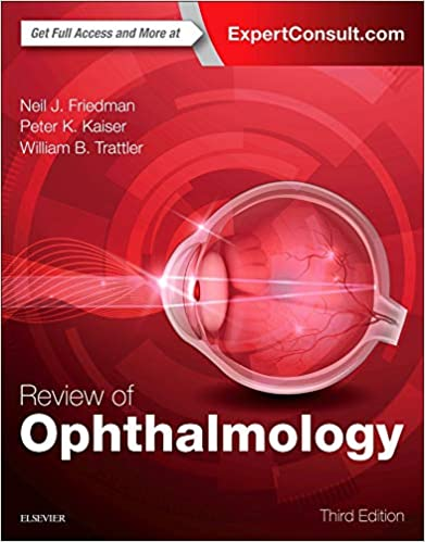 Review of Ophthalmology: 9780323390569: Medicine & Health